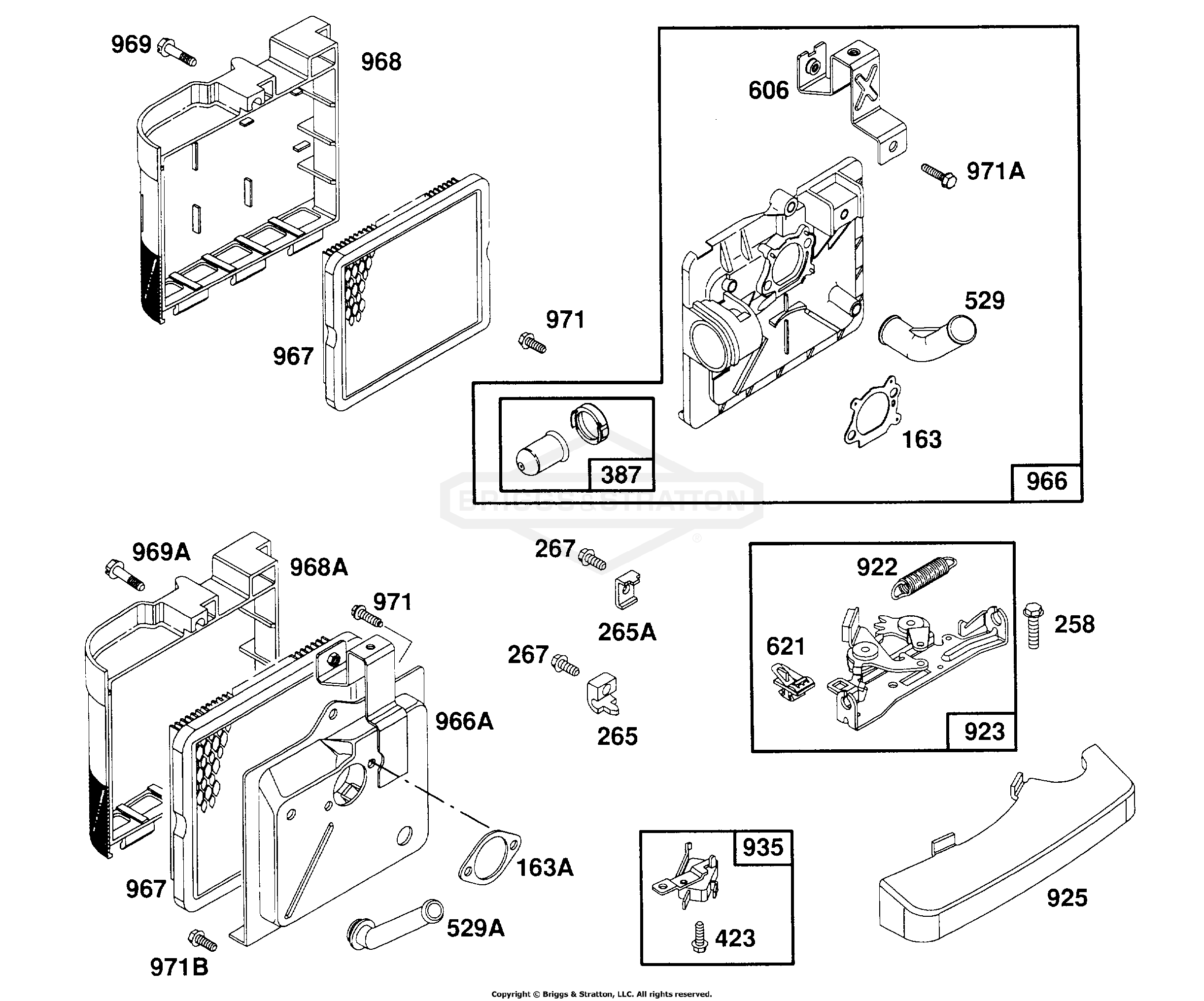 Briggs And Stratton Fuel Pump Diagram Related Images