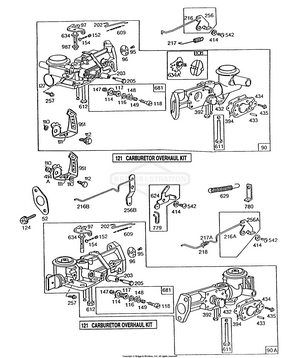 Small?ariz=5 briggs and stratton 130202 1601 01 (2) carburetor assemblies