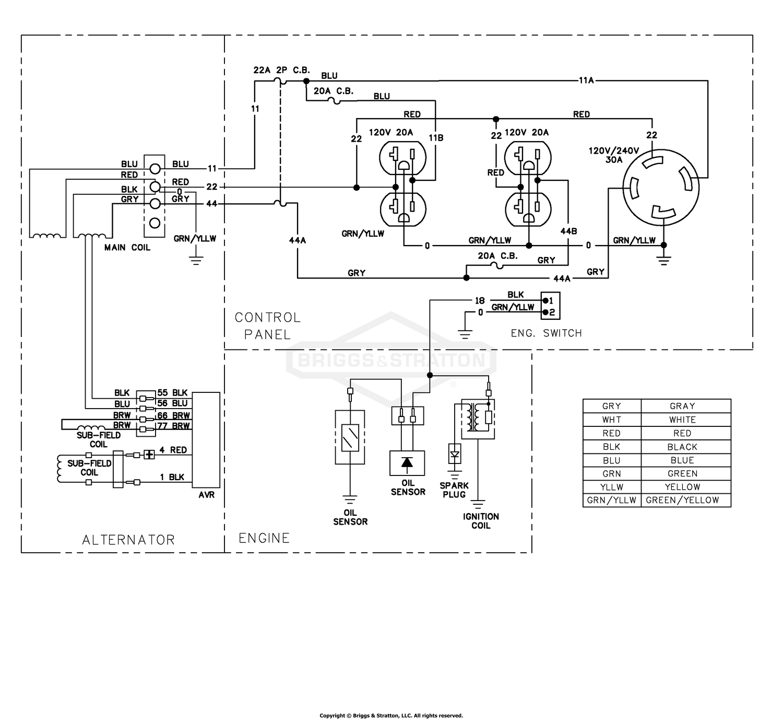 Wiring Diagram (80008490)