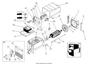 Alternator \u0026 Outlet Panel