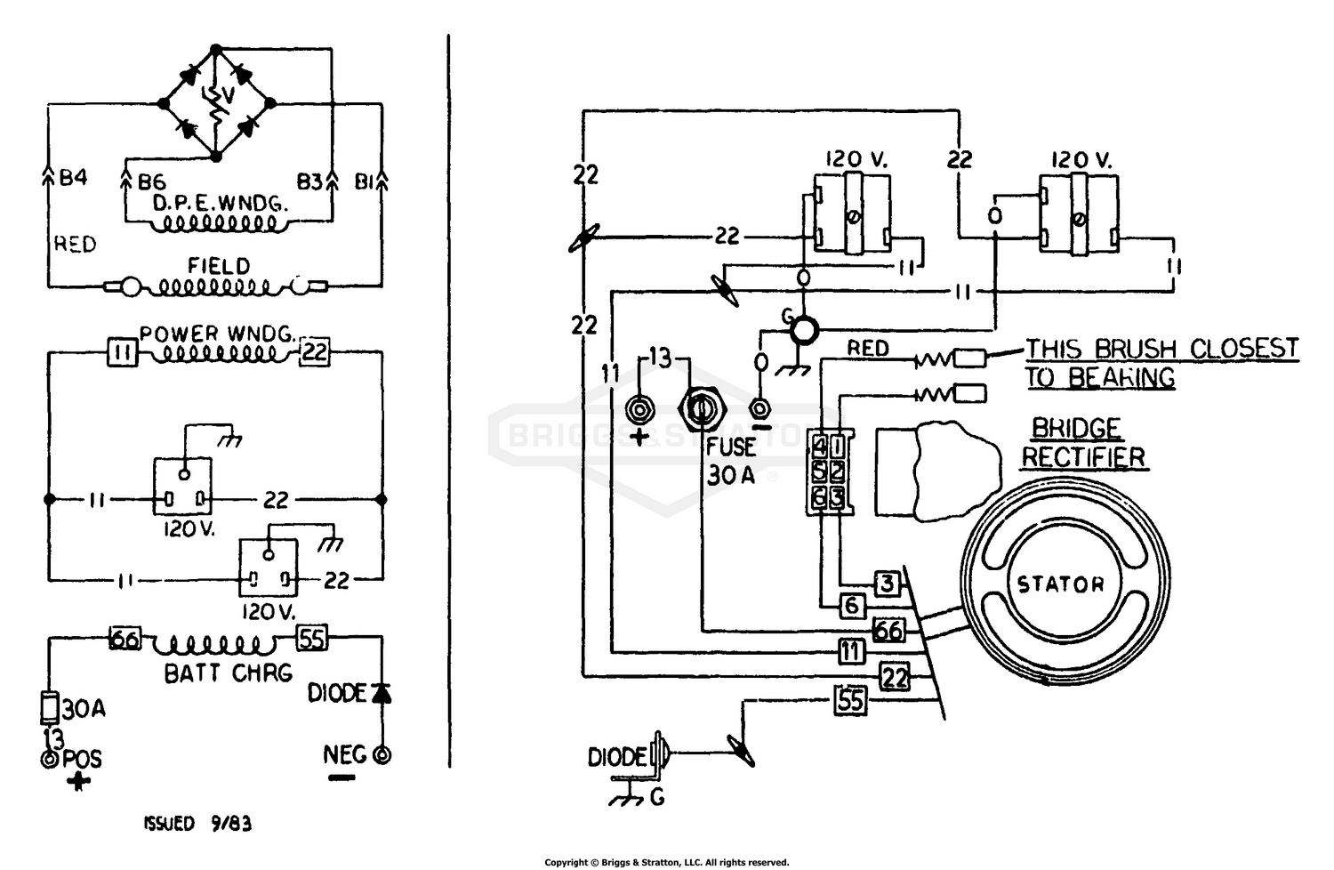 [GJFJ_338]  Briggs & Stratton Power Products_DEL_26072017021729 8760-2 -  580.328172, 1,350 Watt Craftsman Electrical Schematic/Wiring Diagram | Briggs Wiring Schematic |  | Weingartz