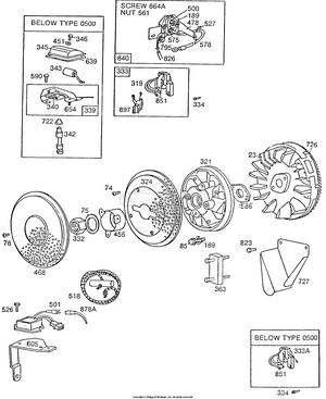 oem partselectrical,flywheel,screens