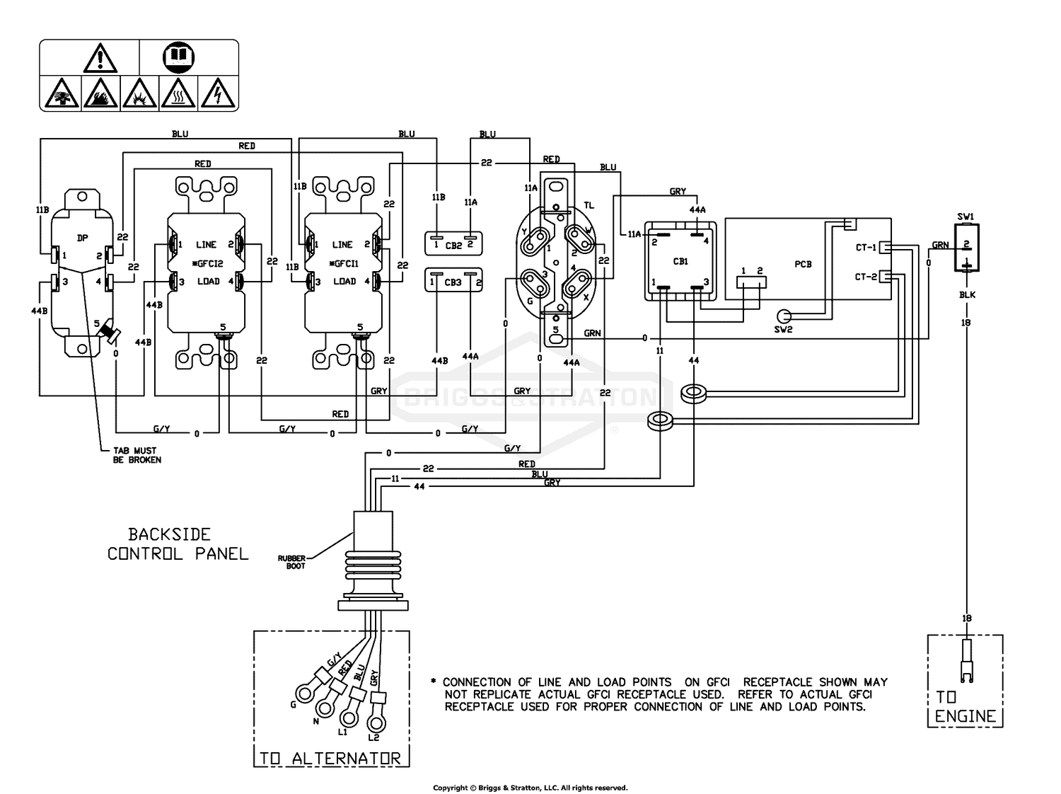 Briggs Amp Stratton Power Products Del 26072017021729 030592h 00 Wiring Diagram 80016133wd