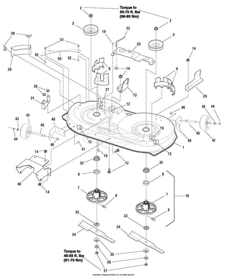 Murray 17 5 Hp Riding Mower Wiring Diagram