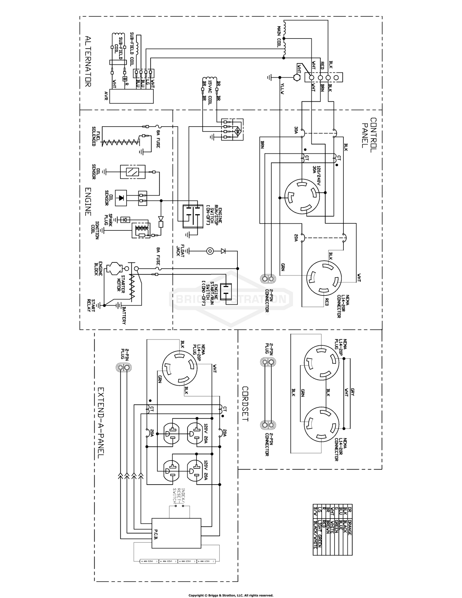 Wiring Diagram (311746WD)