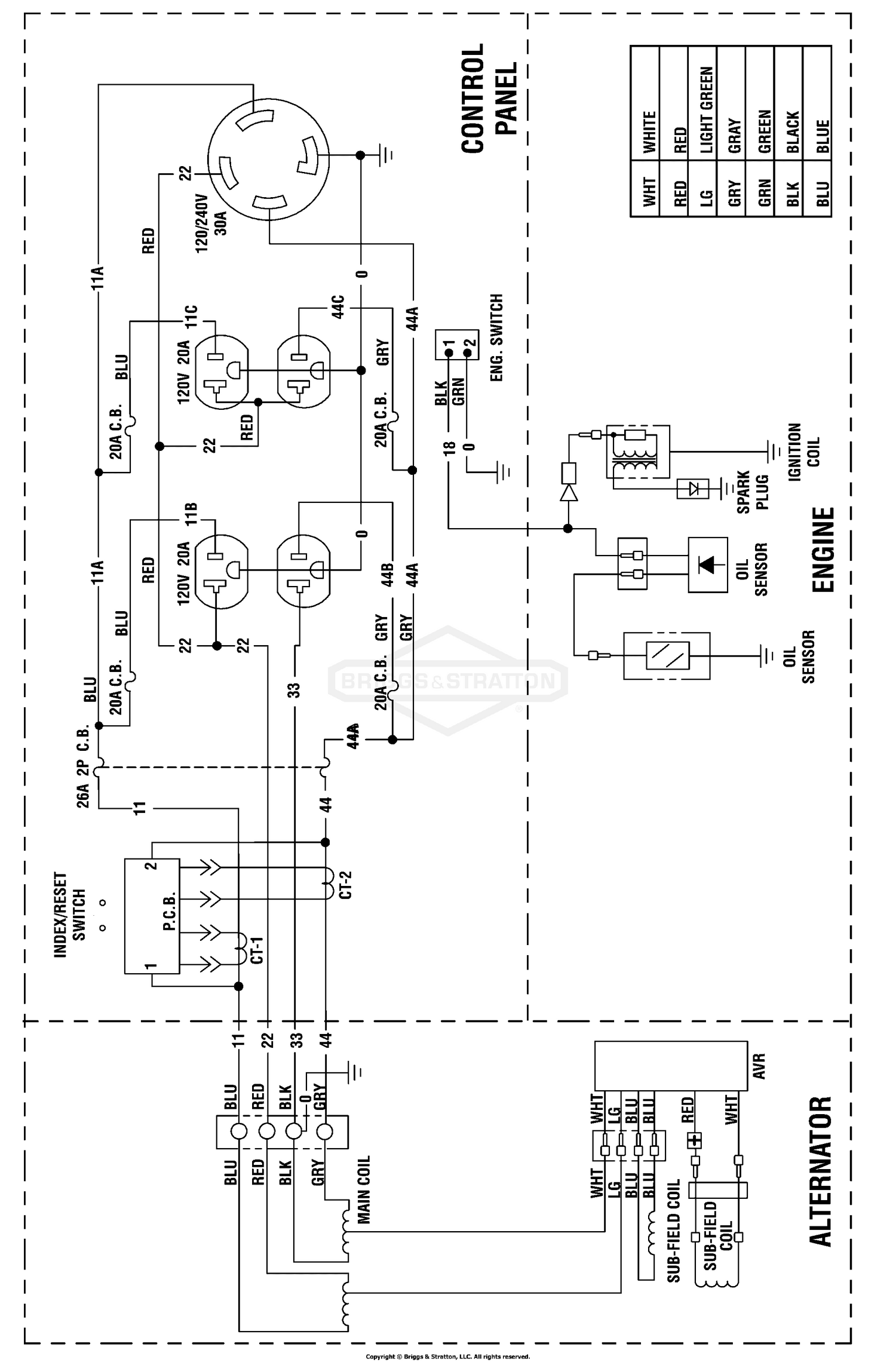 Briggs Amp Stratton Power Products Del 26072017021729 030592b 00 And Generator Wiring Diagram Schematic 319319ws