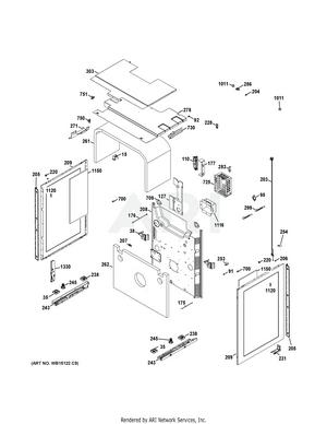 GE Range Burner Valve Set WB21K10097 WB21K10119 WB21K10080 WB21K10096