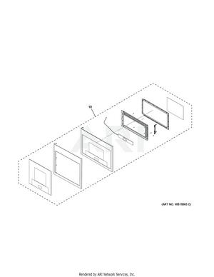 Haier HMV1472BHS Microwave Or Advantium - PartsWarehouse on