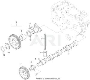 Engine - Camshaft Group
