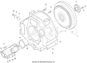 Engine - Flywheel Group