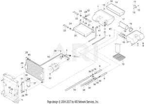 Cabin - Air Conditioner Heater Group