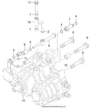 Hydraulic - ASSY,HST Group