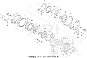Transmission - Brake Case Group