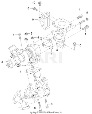 Engine-  Turbo Charger Group