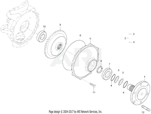 Front Axle - Front Axle Group