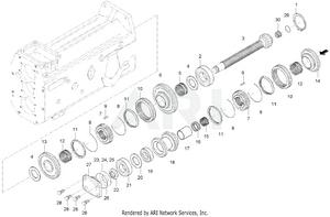 Transmission - Shaft 1 Group (-263100012)