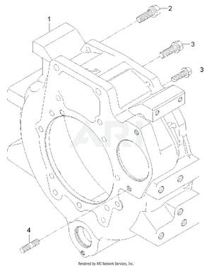 Engine-  Flywheel_housing Group