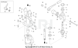 Hydraulic - Power Steering Unit Group