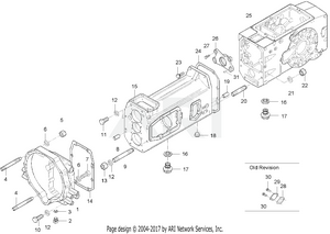 Transmission - Clutch Housing Group