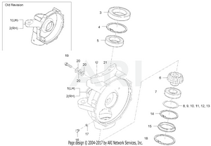 Front Axle - Front Axle Case Group