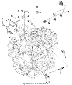 Electrical - Engine Electrical System 1 Group