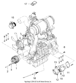 Electrical - Engine Electric 2 Group
