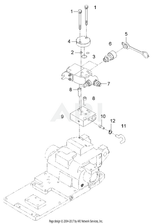 Hydraulic - Outside Draw Valve Group