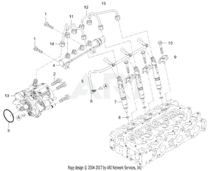 Engine - Fuel Equipment Group