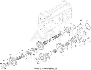 Transmission - Speed Shift System Group(-363100003)