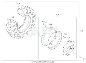 Option - Rear Wheel Group