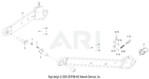 Chassis - Lower Link Group-