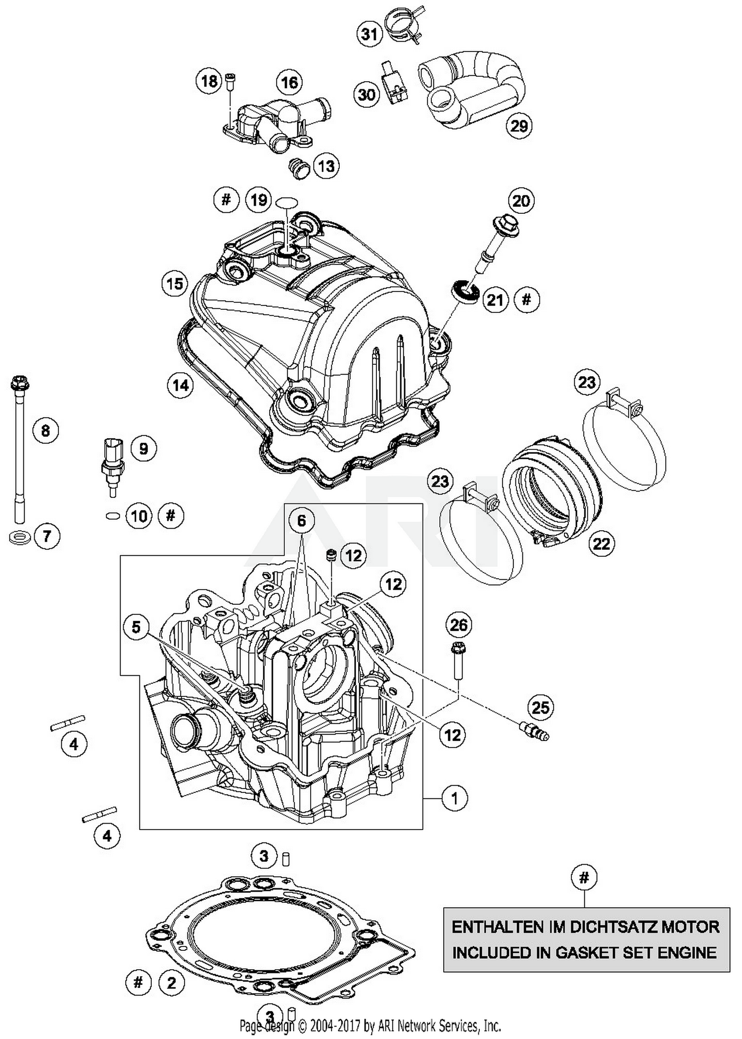 Ktm Engine Diagrams Wiring Library 250 Diagram Part 18 Quantity Required 3