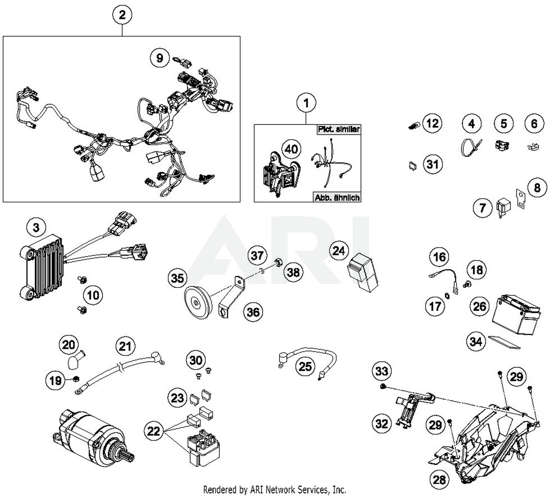 Fuse Bus Ssu Box Schematic