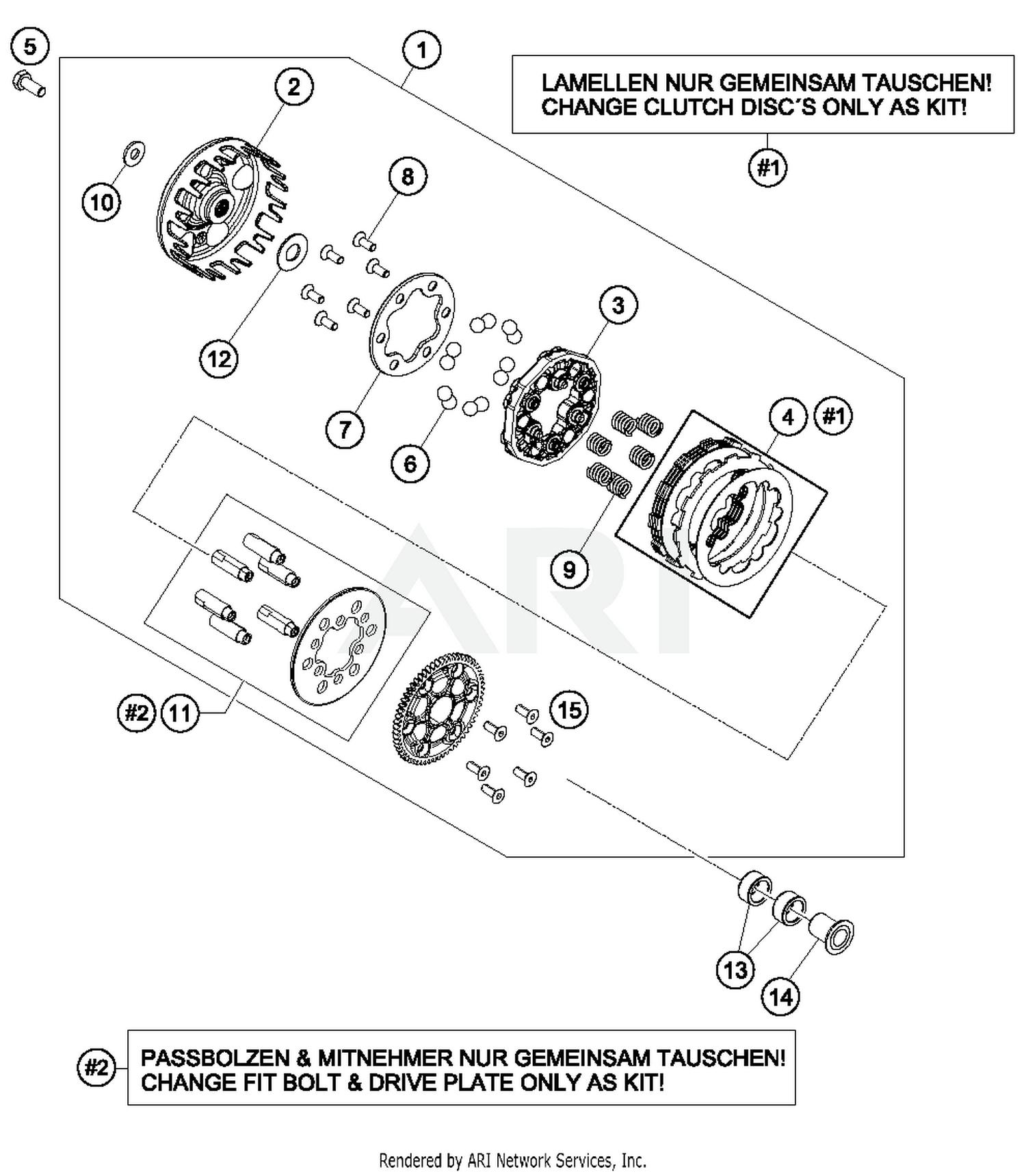 Diagram Part # 14 Quantity Required: 1
