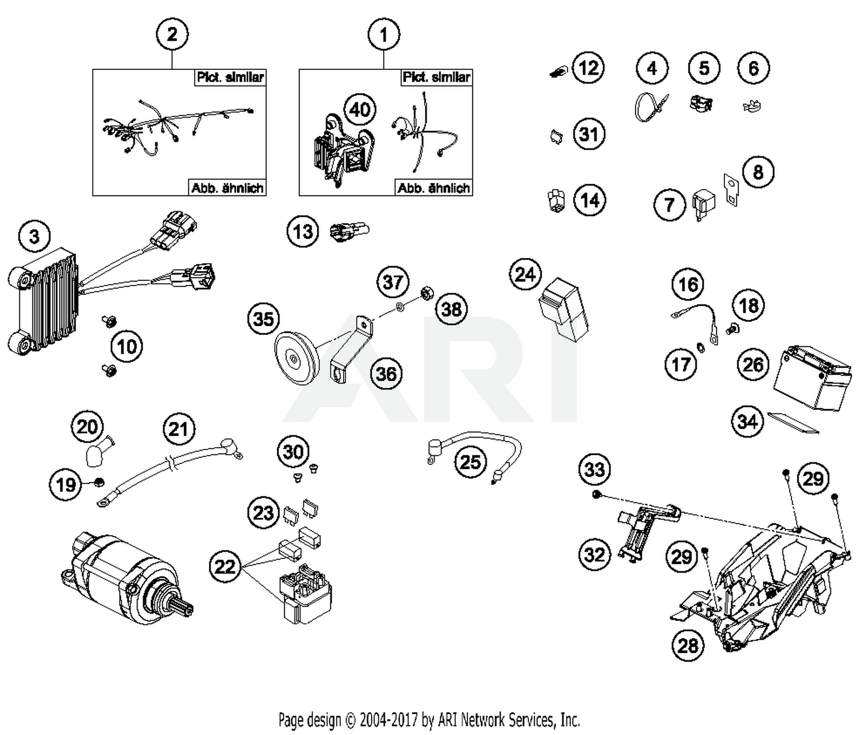 [XOTG_4463]  A0B3B79 2004 Ktm 450 Exc Wiring Diagram | Wiring Resources | 2004 Ktm 450 Exc Wiring Diagram |  | Wiring Resources
