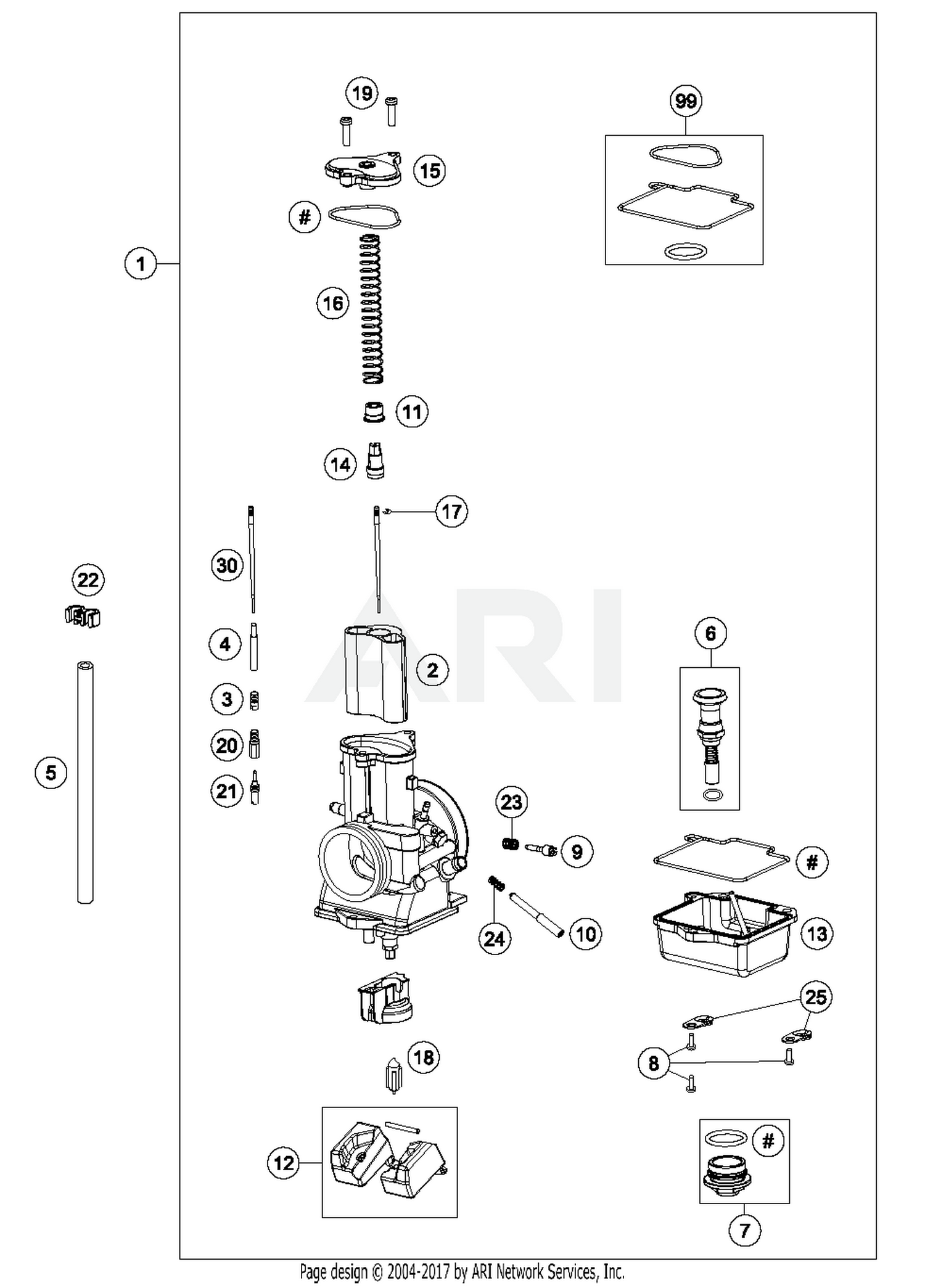 ktm 525 wiring diagram