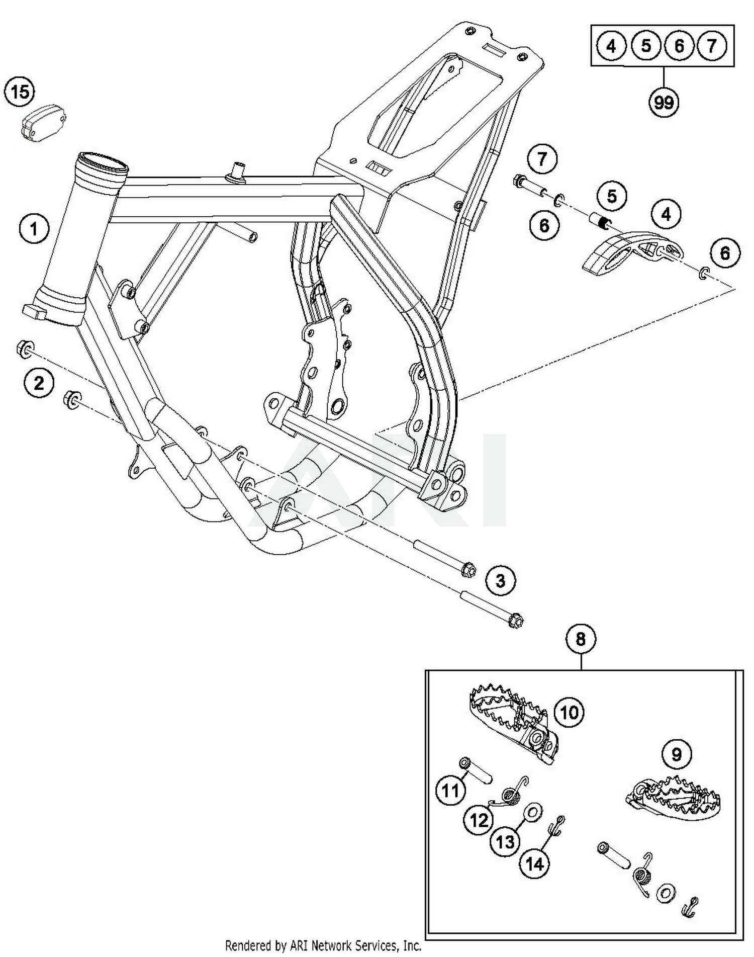Ktm 300 Starter Wiring Diagram - Wiring Diagram Example