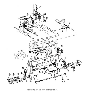 LM Trac 285 4-wheel driving system