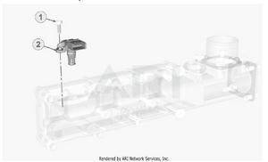 LM Trac 387 T-map sensor
