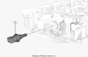 LM Trac 387 Temperature switch