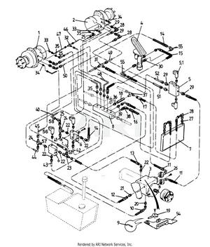 LM Trac 285 Driving hydraulics