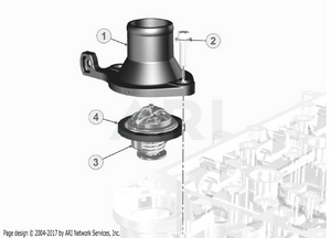 LM Trac 387 Thermostat unit
