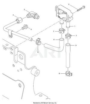 LM Trac 287 Pressure sensor