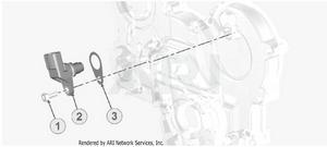 LM Trac 387 Cam Phase sensor