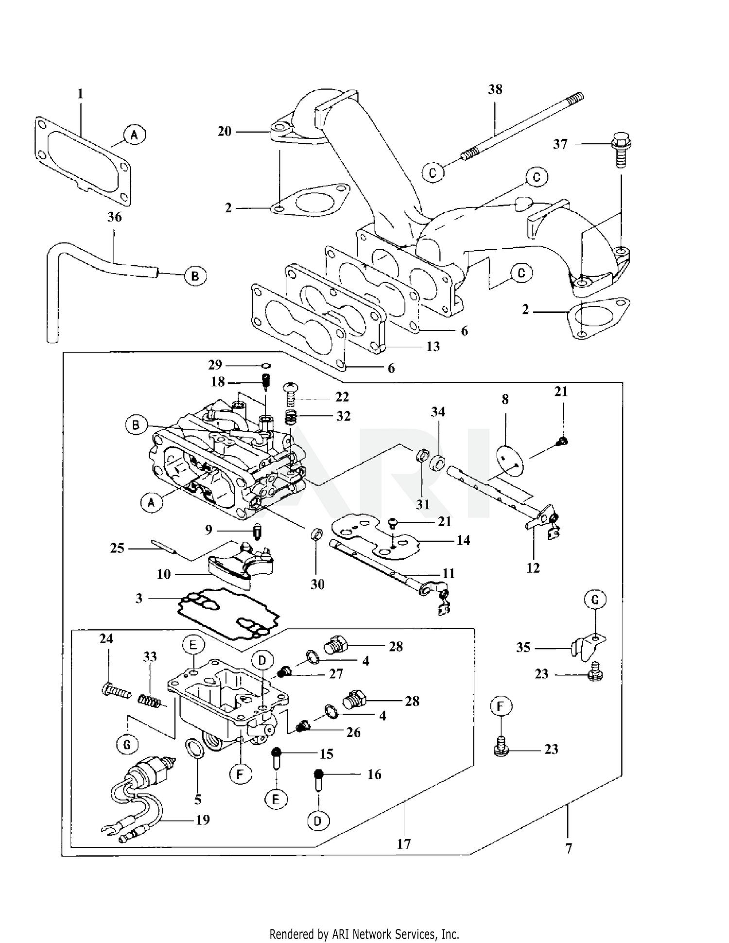 Cub Cadet Kawasaki Engine Diagram - seniorsclub.it wires-track -  wires-track.hazzart.itHazzart
