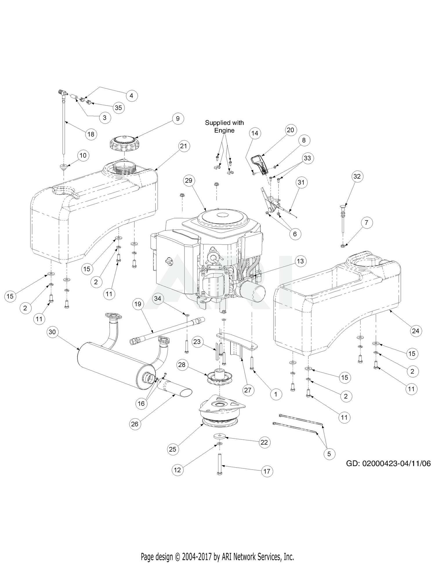 Cub Cadet Z Force 50 Kohler 53aa5b7p 53aa5b7p709 53aa5b7p710 Engine Diagram Assembly 23hp 2006