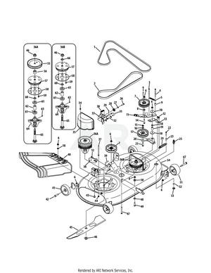cub cadet ltx1042 wiring diagram wiring diagram 72 Cub Cadet Wiring Diagram cub cadet ltx1042 tractor 2009 13ax91ar010 mowing deck timed 42 inchmowing deck timed 42