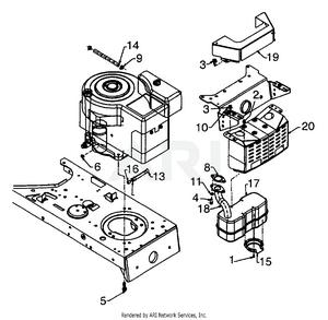 mtd wiring schematic model 13ah660f352 best wiring library Warn 8000 Winch Wiring Diagram engine accessories tecumseh