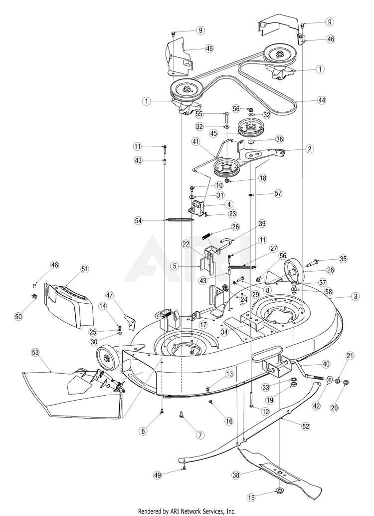 [SCHEMATICS_48IU]  Troy-Bilt 13AJ609G766 Bronco '05 Lawn Tractor | PartsWarehouse | Troybuit Electric Wire Diagram 13aj609g766 |  | Parts Warehouse