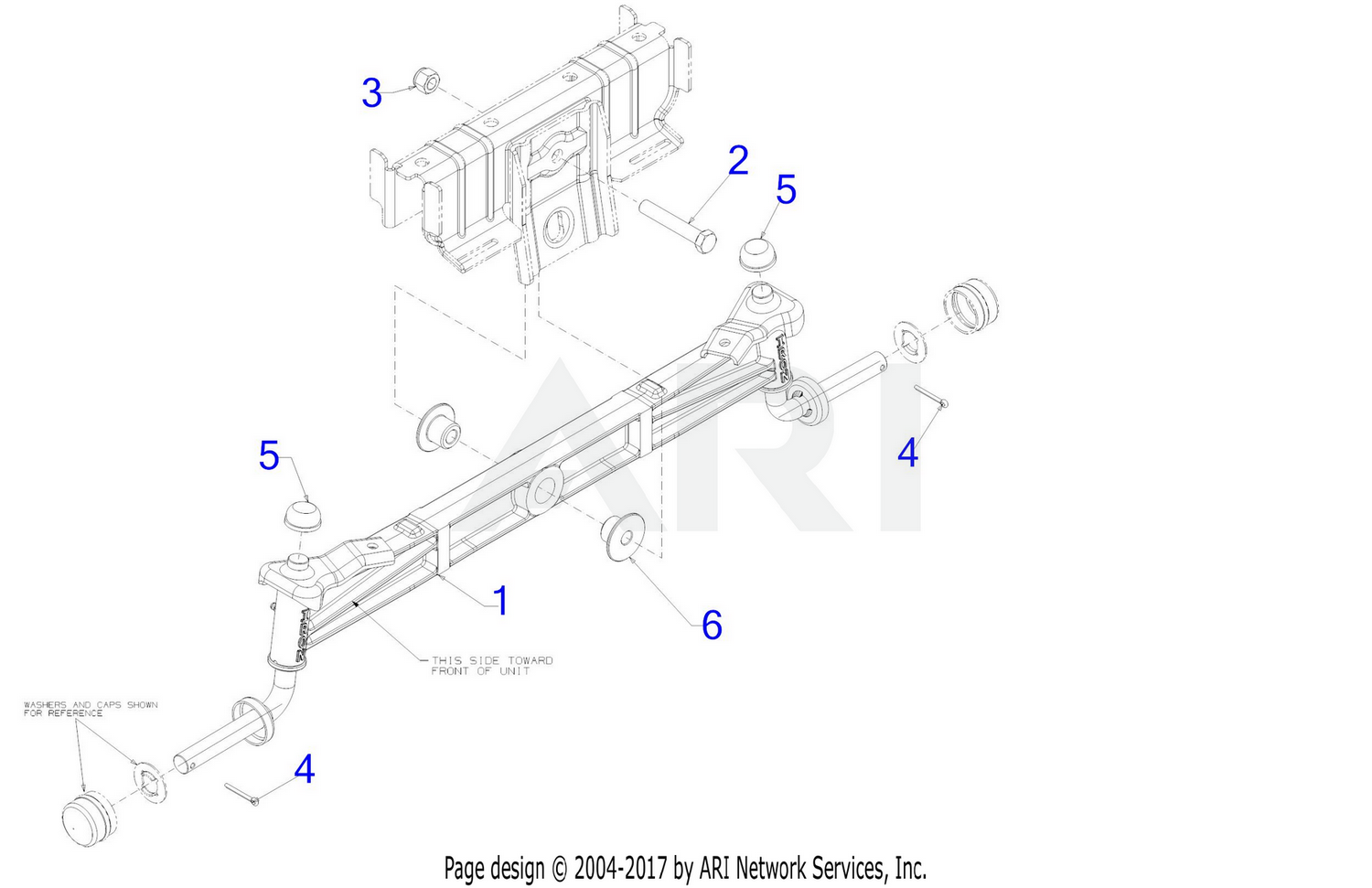 Troy Bilt 13aqa1bq011 Super Bronco 50 Xp 2018 Front Axle Electrical Wiring Diagrams
